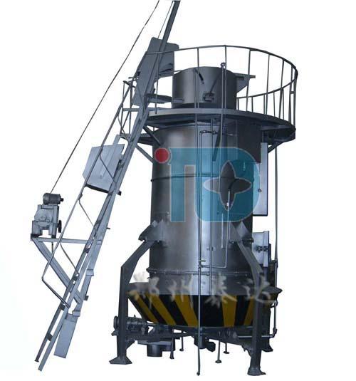 QM-1型煤气发生炉