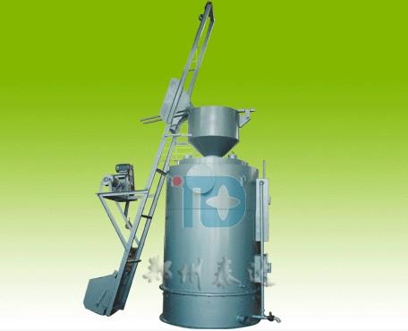 QM-2型煤气发生炉