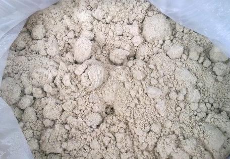 石膏煅烧窑物料